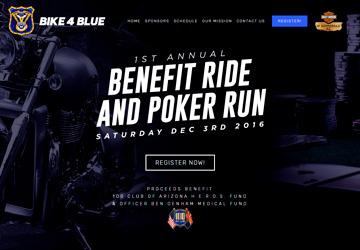 Bike 4 Blue