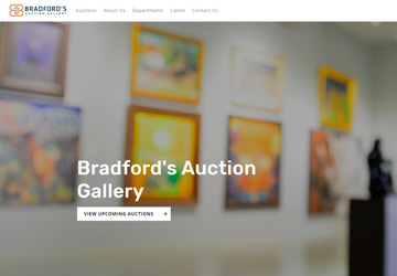 Bradford's Page